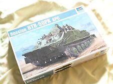 Trumpeter 01582 1/35 Russian BTR-50PK APC