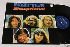 EKSEPTION:LP-EKSEPTIONAL-ORIGINALE GERMANY EX+ CONDITIO