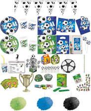 Kindergeburtstag Geburtstag Party Fete Motto Fußball