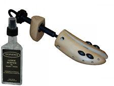 Set Schuhdehner Schuhweiter extrastark zum Längen und Weiten + Lederdehner Spray