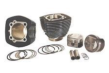 95 Big Bore Black Cylinder Kit,for Harley Davidson motorcycles,by V-Twin