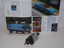 FIAT 124 C4 CABRIOLET '66 RELE' MOTORINO 'EFEL'