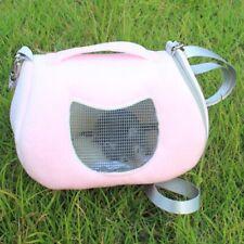 Pet Rat Hamster Hedgehog Chinchilla Ferret Carrier Warm Hanging Bag Supply UK