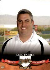 2007 Tucson Sidewinders Multi-Ad 33 Greg Barber Orange County California Trainer