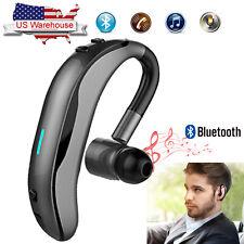 Bluetooth Earbud Headset Wireless Earphone for Women Men Business Driver Phones