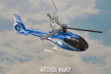 Eurocopter EC130 / Airbus H130 Helicopter Custom Christmas Ornament Adorno Heli