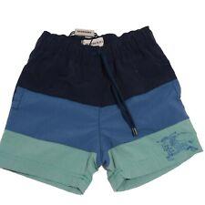 89153 costume mare BURBERRY boxer bimbo swimwear shorts kids
