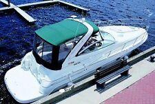 DORAL BOAT CRUISER 310SE FULL SUNBRELLA TOP AND CURTAIN