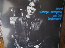 GEORGE THOROGOOD MORE ORIGINALROUNDER RECORDS 1980 ISSUE Analog Sealed LP