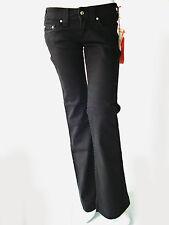 True Religion Denim Disco Candice Damen jeans Hose Schwarz Neu 28 29