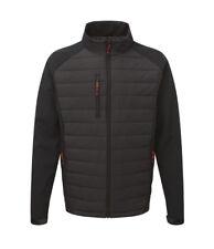 Tuff Stuff Snape Jacket Black Ripstop Nylon Softshell Hunting Shooting workwear