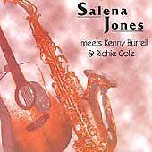 Salena Jones - Meets Kenny Burrell & Richie Cole RARE! 24HR POST!!