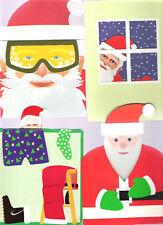 Le schede di Natale Xmas Auguri Vari multilisting