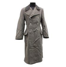 MILITARY SURPLUS East German Greatcoat