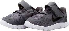 New Nike Free 5 TDV Toddler Girls Boys Sneakers Gray 725107 010