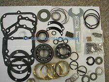 Muncie Transmission Rebuild Kit & Nut Wrench 1964 - 65  M20 M21