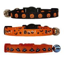Negro Naranja Calabaza Halloween, Boo o Araña