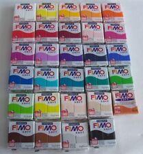 Fimo soft Modelliermasse ofenhärtend 57gr -- Farbe frei wählbar 2,96€/100gr