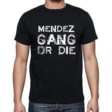 MENDEZ Family gang Tshirt, Tshirt Homme Noir, Cadeau T-Shirt