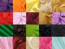 Premium Habutae Habotai Habutai Faux Silk Lining Fabric Laser Cut Selvage