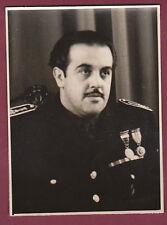 PHOTO CIFRA GRAFICA - J.A. GIRON Ministre ESPAGNE 1953