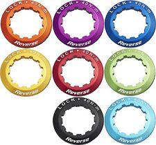 Kassetten Lockring von Reverse für Shimano Freilauf / Kassetten diverse Farben