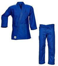 """adidas Judo-Anzug """"Training"""" blau/weiße Streifen - J500B - Judoanzug - Judo Gi"""