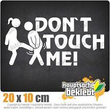 KIWISTAR Dont Touch me! Design 1 csf0804 20 x 10 cm JDM  Sticker Aufkleber