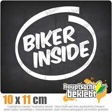 Biker inside-MOTO csf0712 JDM Sticker Adesivo