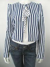 DENNY Rose Cardigan Bolero Spalla Giacca Giacca Vest 3035 Uni NUOVO L