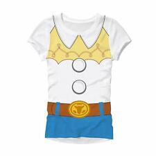 Adult Womens Disney I am Jessie Toy Story Costume T-shirt