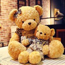 Teddy Bear Plush Toys Stuffed Animals Cute Cuddly Dressed Up Teddy Bear