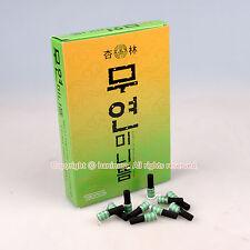 HAENG LIM Smokeless Stick-on Moxa,Moxibustion,mini-moxa,Oriental Medicine,180pcs
