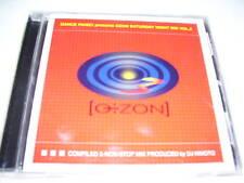 Ozon Saturday night mix vol.2 Dj Kimoto RARE JAPAN CD