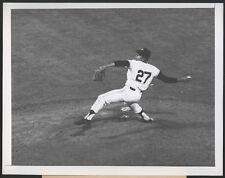 1968 Orig 1st Gen Giants v Braves PressPhoto - Marichal