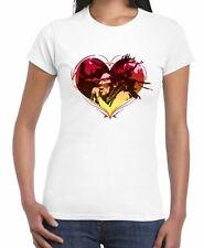 Rasta Heart Dreadlocks Women's T-Shirt