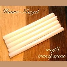 weiße Keratin Sticks, Gluesticks, Keratinstick, Granulat Extensions 1/3/5/12 S