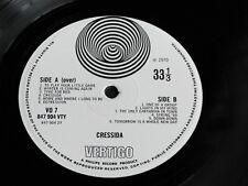 CRESSIDA  UK 1970 1st  PHILIPS VERTIGO Swirl VO 7 847-904VTY Britpop LP.EX Audio