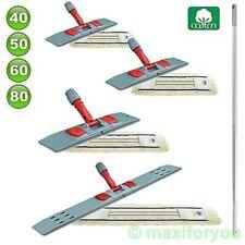 """G99402B00 Set mit 1 Wischmopp Wischmop Mopp Baumwolle """"Premium"""" oder Mikrofaser"""