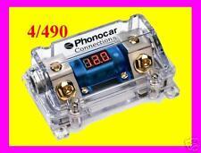 Portafusibile voltmetro per fusibile ANL By Phonocar