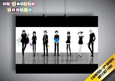 Poster Yozakura Quartet Hoshi no umi Anime Manga Wall Art