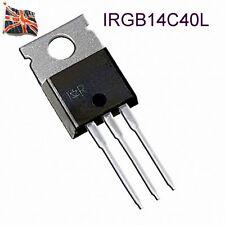 Irgb 14c40l gb14c40l 14c40l N Channel IGBT ACCENSIONE MOTORI to-220 UK STOCK