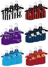 Maglia Cane Squadre Calcio Juventus-Milan-Inter-Fiorentina-Napoli-Roma-Lazio