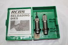 RCBS 32-20 3 Die Set Very hard to get dies special order only 18105