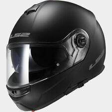 Casco Helmet LS2 FF325 STROBE SOLID MATT BLACK NERO OPACO