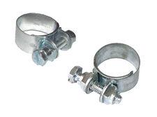 Rundziehende Schlauchschelle für Bremsschläuche -DIN 3017, Spannbereich 16-26 mm