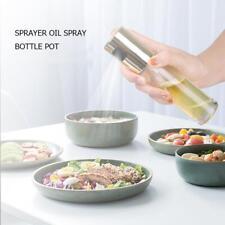 Stainless Steel Olive Oil Vinegar Sprayer Oil Spray Bottle Oil Pot Kitchen Tool