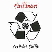 DAMAGED ARTWORK CD Plastikman: Recycled Plastik EP