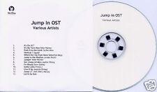 JUMP IN! soundtrack 2007 UK Abbey Road PROMO CD Corbin Bleu