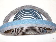 Starcke Abrasive Sanding Belts 13 x 457mm - 1 Pack of 20 Belts